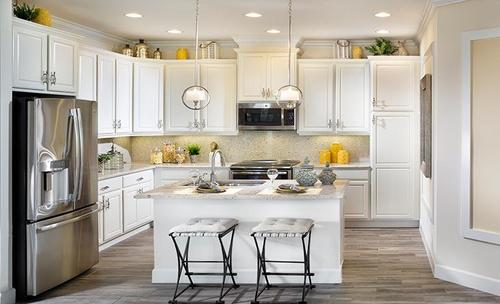 Kitchen-in-Banyan-at-LakePark at Tradition-in-Port Saint Lucie