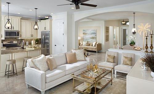 Greatroom-and-Dining-in-Isle-at-LakePark at Tradition-in-Port Saint Lucie
