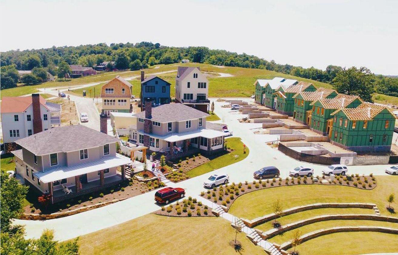 New luxury homes in fayetteville ar newhomesource for Home builders in fayetteville ar
