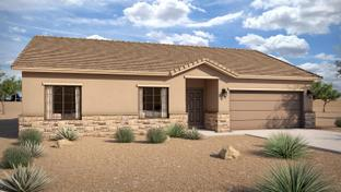 The Cholla Build on Your Lot - Morgan Taylor Homes- Build On Your Lot: Gold Canyon, Arizona - Morgan Taylor Homes