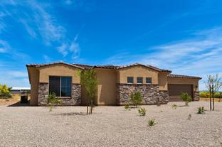 The Geronimo Build on Your Lot - Morgan Taylor Homes- Build On Your Lot: Cave Creek, Arizona - Morgan Taylor Homes