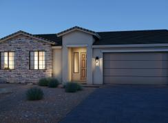 The Mesquite Build on Your Lot - Morgan Taylor Homes- Build On Your Lot: Surprise, Arizona - Morgan Taylor Homes
