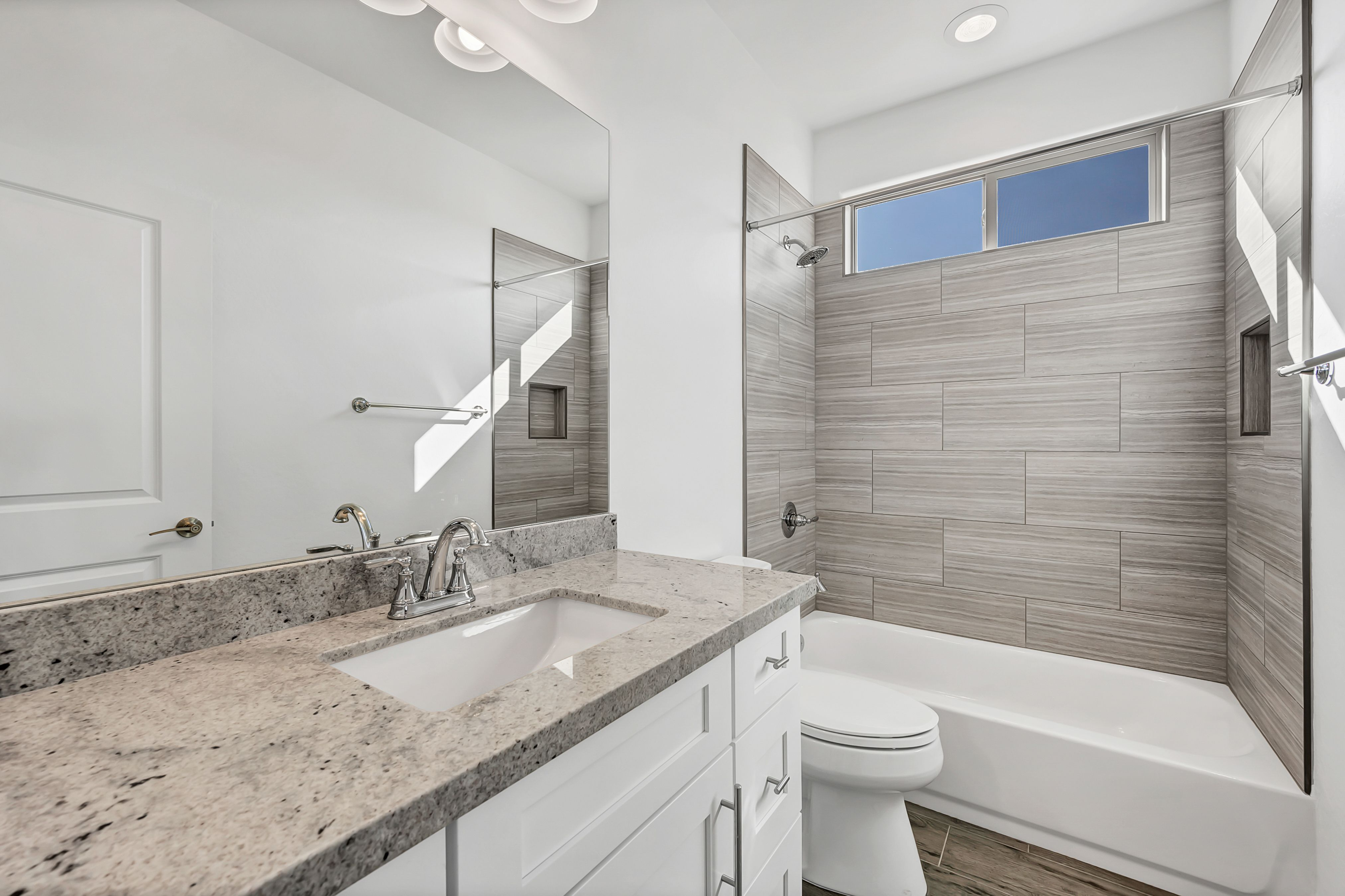 Bathroom featured in The Cholla Build on Your Lot By Morgan Taylor Homes in Phoenix-Mesa, AZ