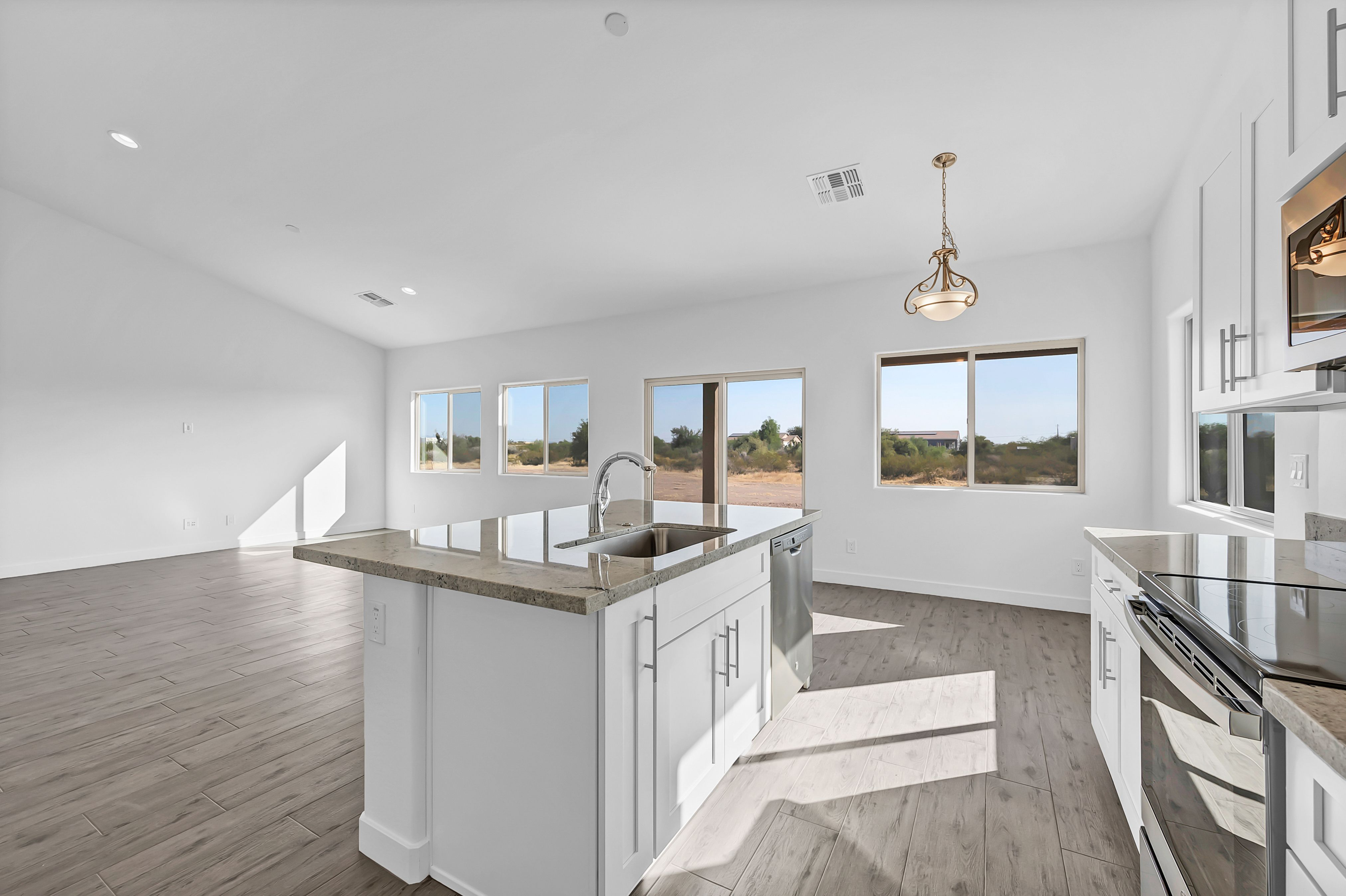 Kitchen featured in The Cholla Build on Your Lot By Morgan Taylor Homes in Phoenix-Mesa, AZ