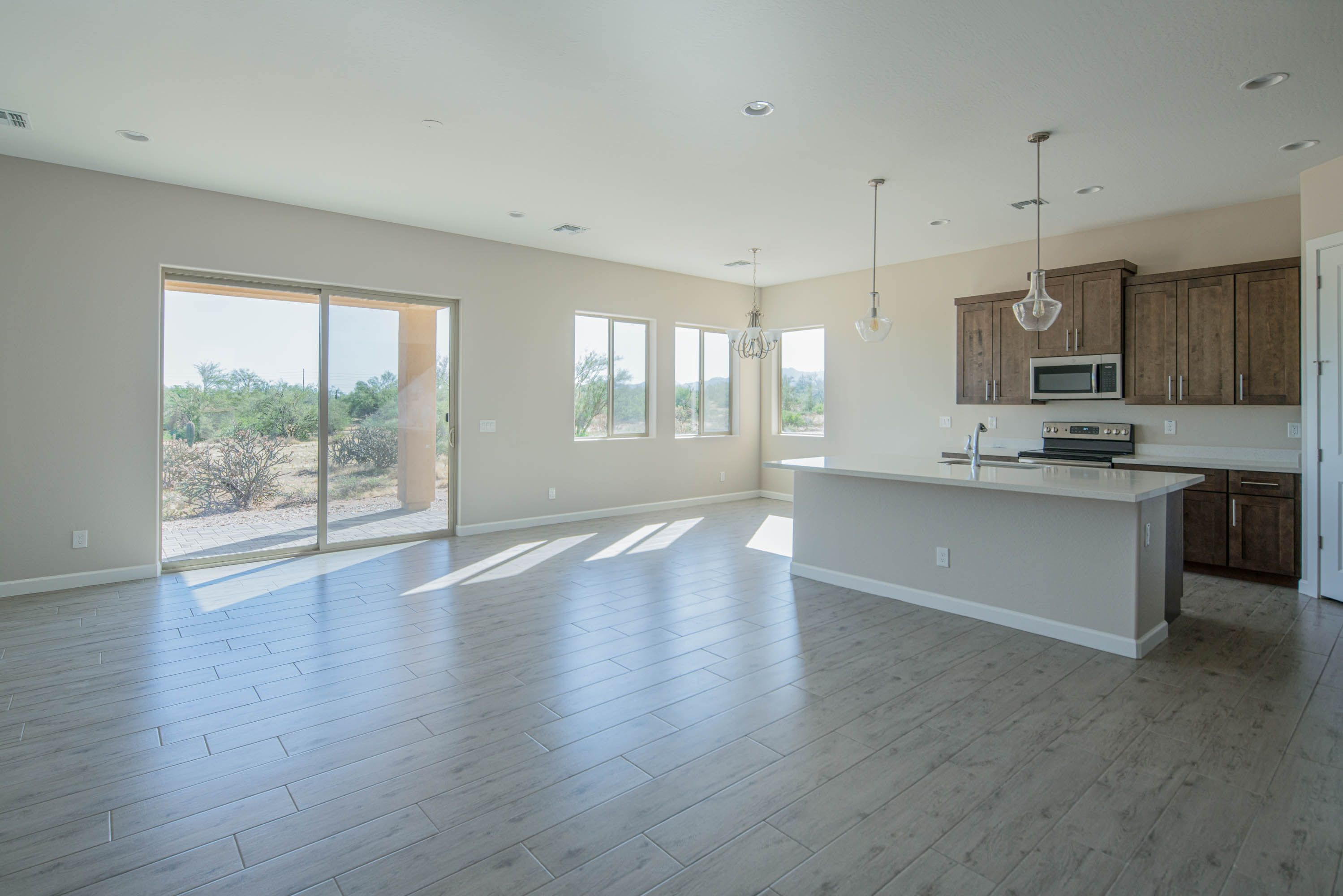 Kitchen featured in The Alpine Build on Your Lot By Morgan Taylor Homes in Phoenix-Mesa, AZ