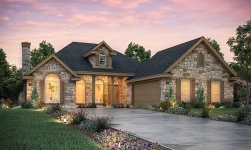 Lago Vista By Mondel Homes In Austin Texas