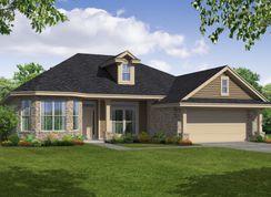 The Augusta - Lago Vista: Lago Vista, Texas - MonDel Homes