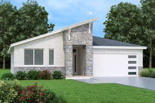 The Trinity - Jarrell: Jarrell, Texas - MonDel Homes