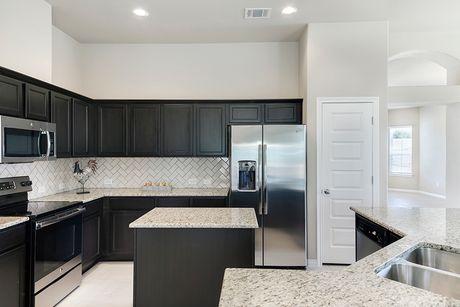 Kitchen-in-The Augusta-at-Lago Vista-in-Leander