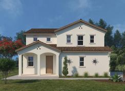Residence 1 - Arrowhead Meadows - Rialto: Rialto, California - Monte Vista Homes