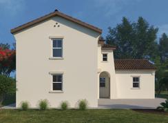Residence 2 - Arrowhead Meadows - Rialto: Rialto, California - Monte Vista Homes
