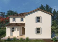 Residence 3 - Arrowhead Meadows - Rialto: Rialto, California - Monte Vista Homes