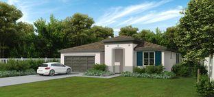 Plan 3 - Miller Villas-Fontana: Fontana, California - Monte Vista Homes