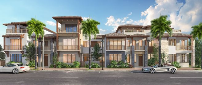 8453 NW 47 Terrace (Model C - Two Story)