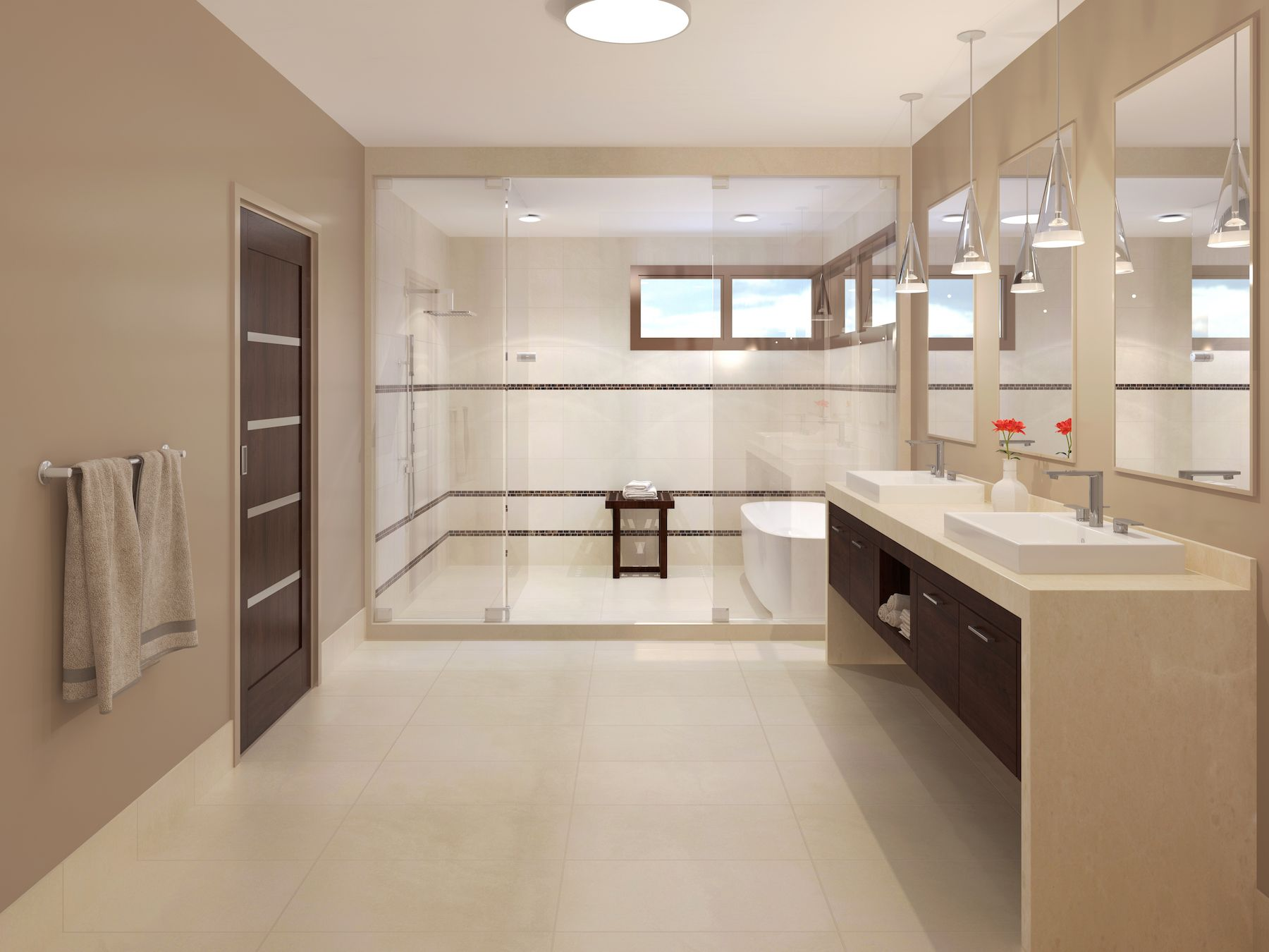Bathroom featured in the Model A - Three Story By CC Homes in Miami-Dade County, FL