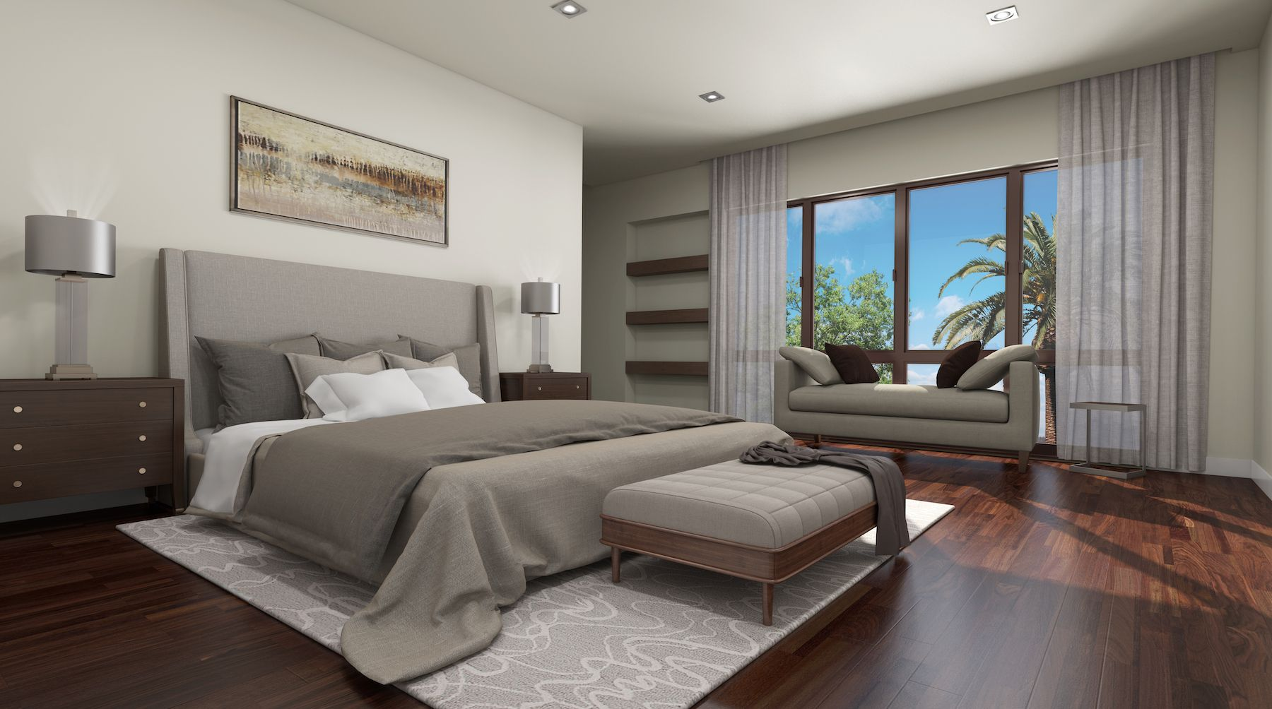 Bedroom featured in the Model A - Two-Story By CC Homes in Miami-Dade County, FL