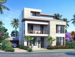 Maui A Three Story - Canarias at Downtown Doral: Miami, Florida - CC Homes