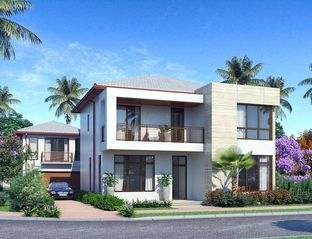 Maui B Two Story - Canarias at Downtown Doral: Miami, Florida - CC Homes