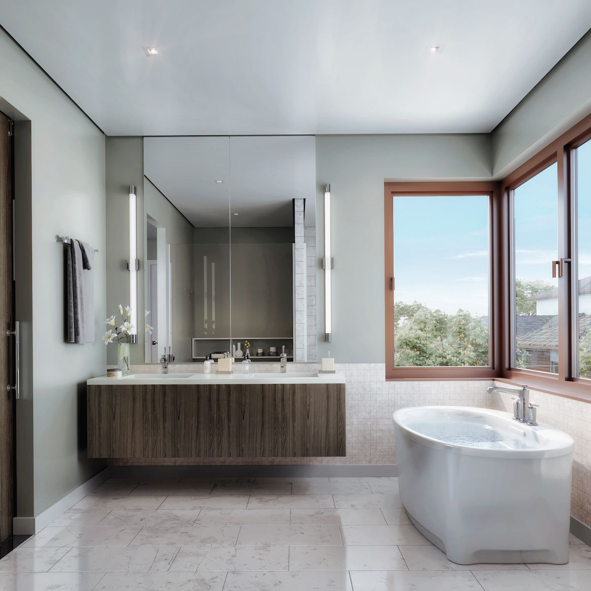 Bathroom featured in the Ibiza D By CC Homes in Miami-Dade County, FL