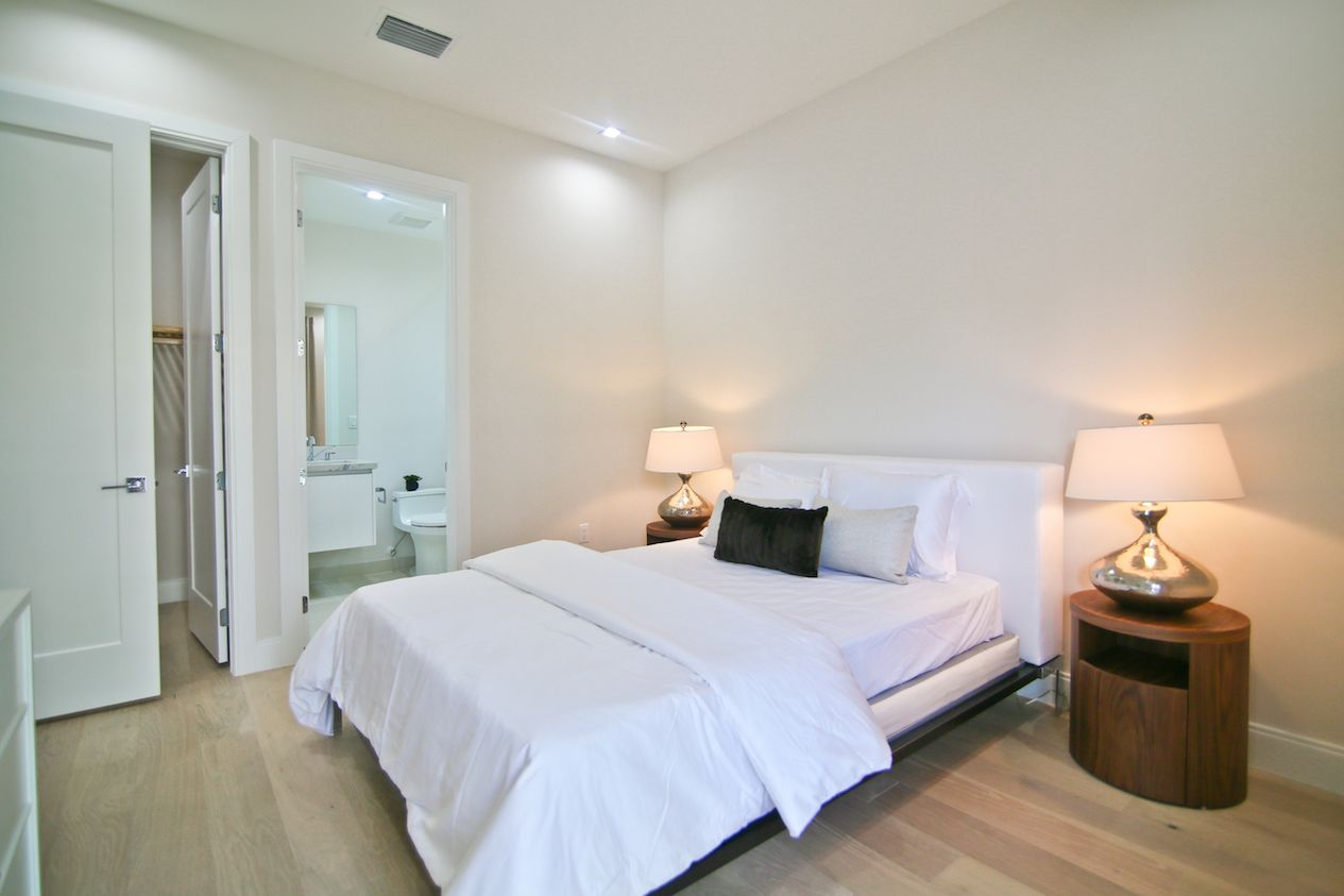 Bedroom featured in the Model A - Three Story By CC Homes in Miami-Dade County, FL