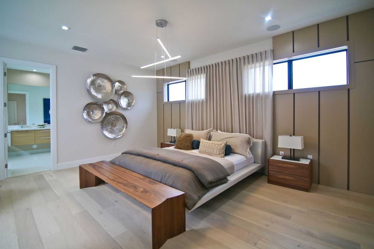Bedroom featured in the Model C - Three Story By CC Homes in Miami-Dade County, FL