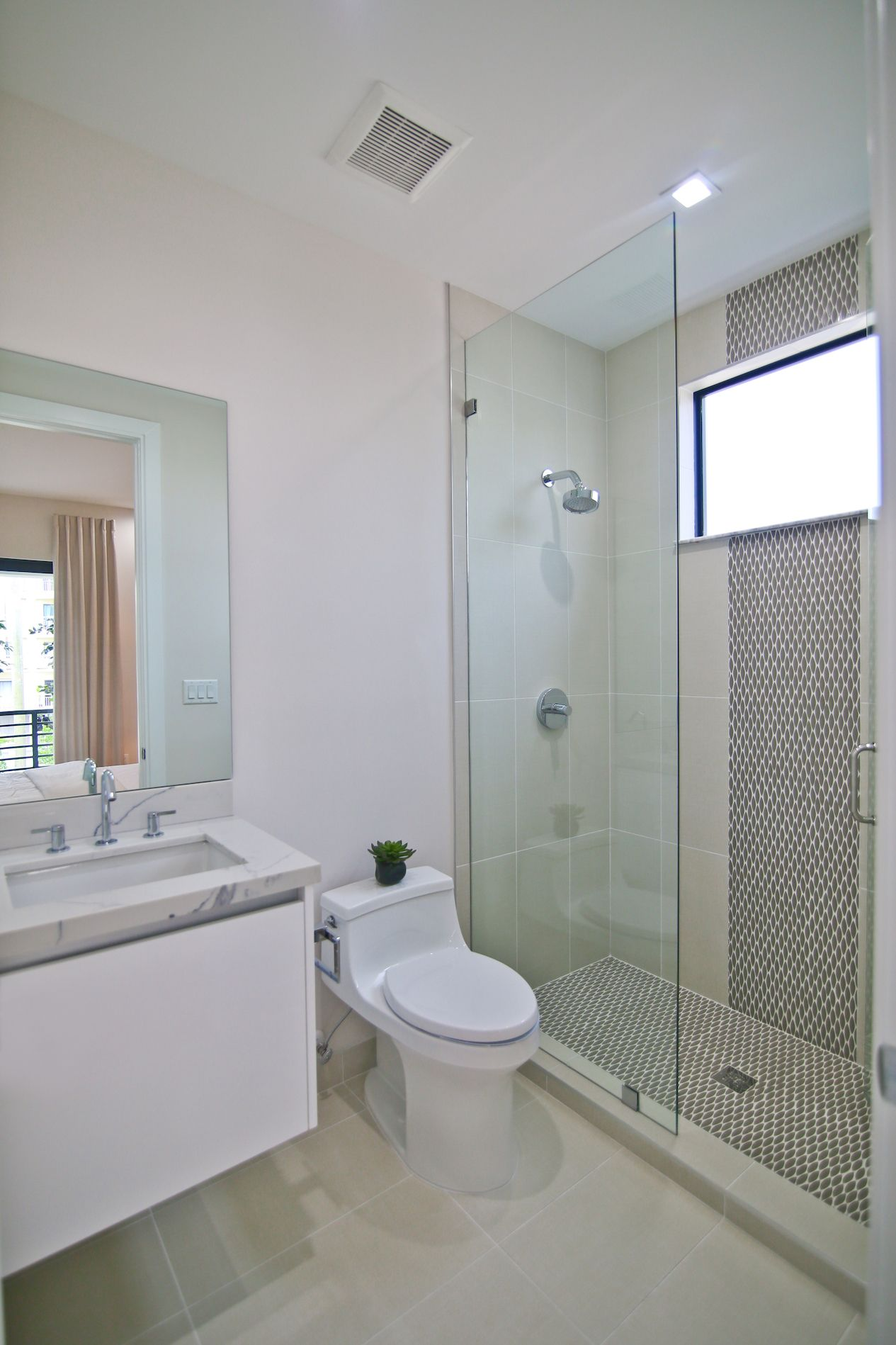 Bathroom featured in the Model A - Two-Story By CC Homes in Miami-Dade County, FL