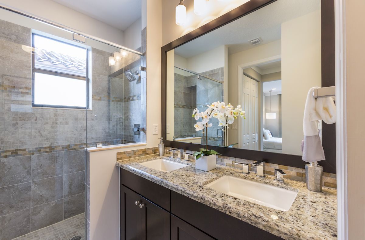 Bathroom featured in the Anaheim By CC Homes in Naples, FL