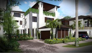 Capri A Three Story - Canarias at Downtown Doral: Miami, Florida - CC Homes