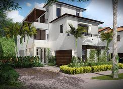 Capri B Three Story - Canarias at Downtown Doral: Miami, Florida - CC Homes
