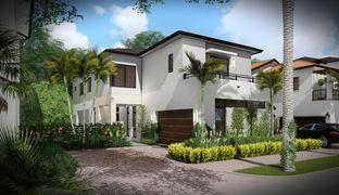 Capri B Two Story - Canarias at Downtown Doral: Miami, Florida - CC Homes