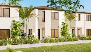 Las Palmas A - Canarias at Downtown Doral: Miami, Florida - CC Homes