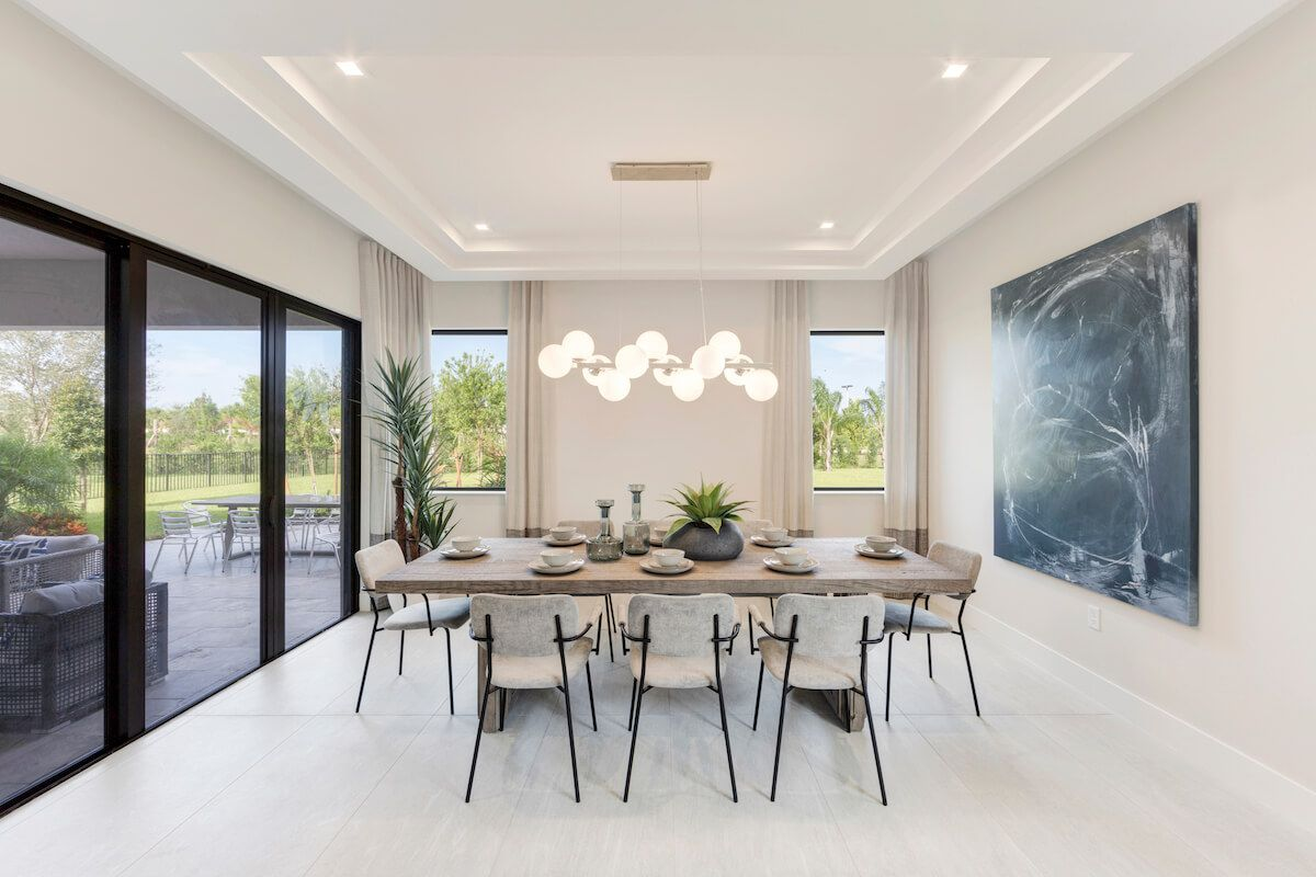 Living Area featured in the Fairway By CC Homes in Broward County-Ft. Lauderdale, FL