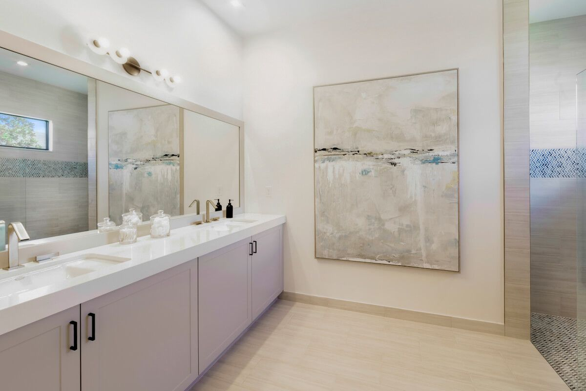 Bathroom featured in the Fairmont By CC Homes in Naples, FL