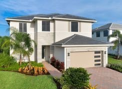 Hanford - Maple Ridge at Ave Maria: Naples, Florida - CC Homes
