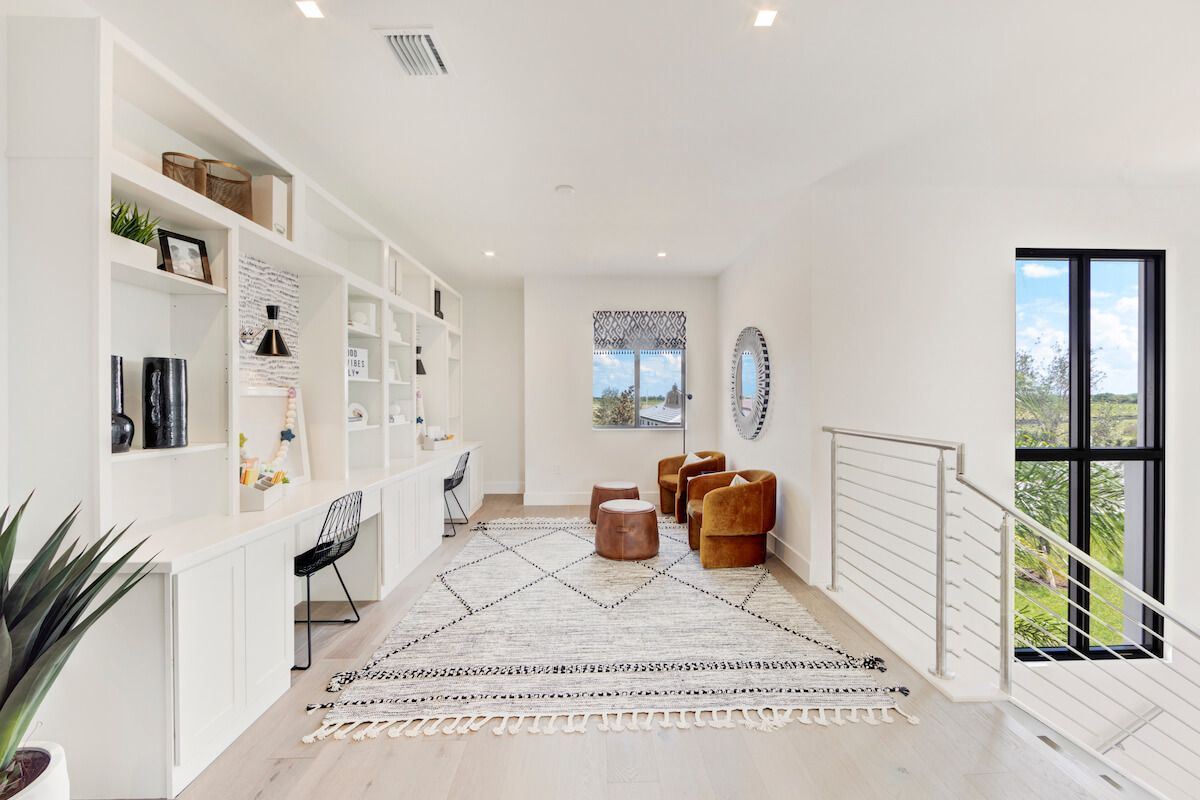 Living Area featured in the Hanford By CC Homes in Naples, FL