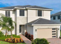 Majorca Model H - Canarias at Downtown Doral: Miami, Florida - CC Homes