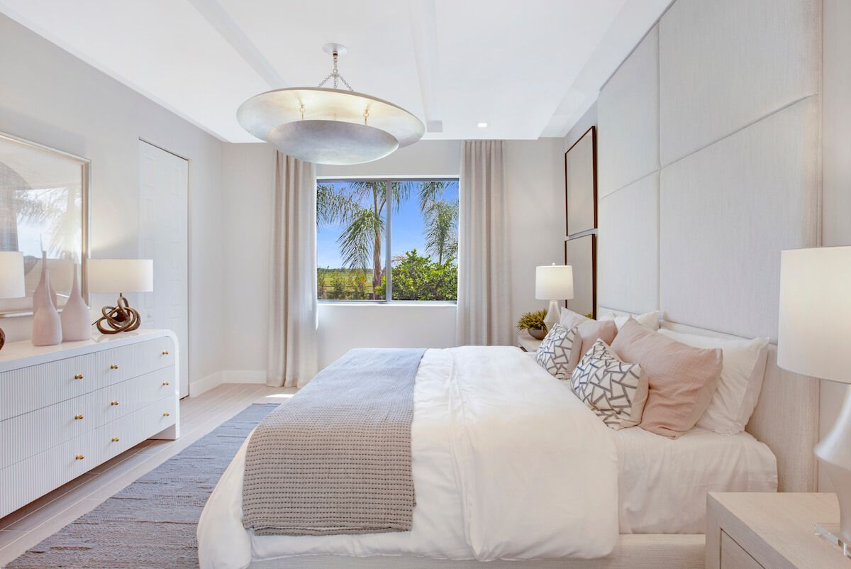 Bedroom featured in the Birch By CC Homes in Naples, FL