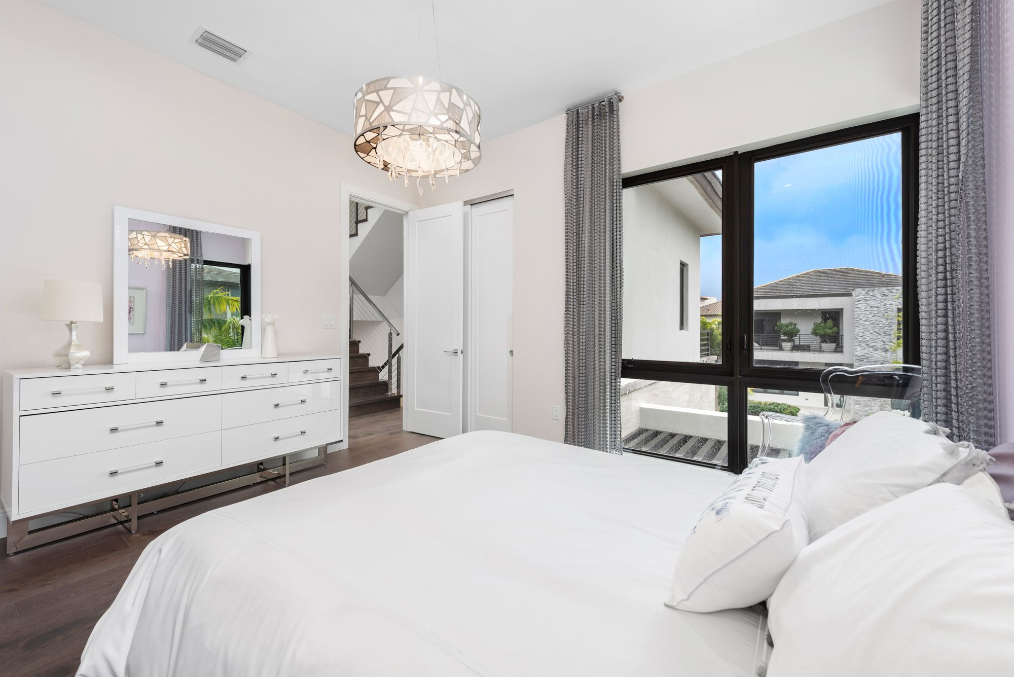 Bedroom featured in the Capri A Three Story By CC Homes in Miami-Dade County, FL