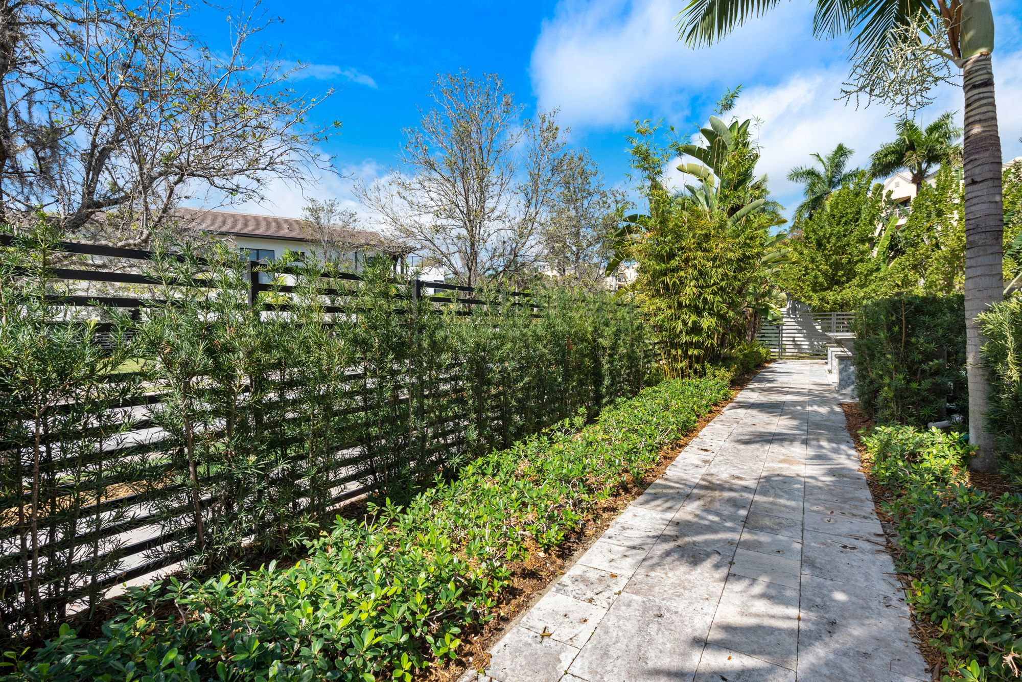 Exterior featured in the Capri B Two Story By CC Homes in Miami-Dade County, FL