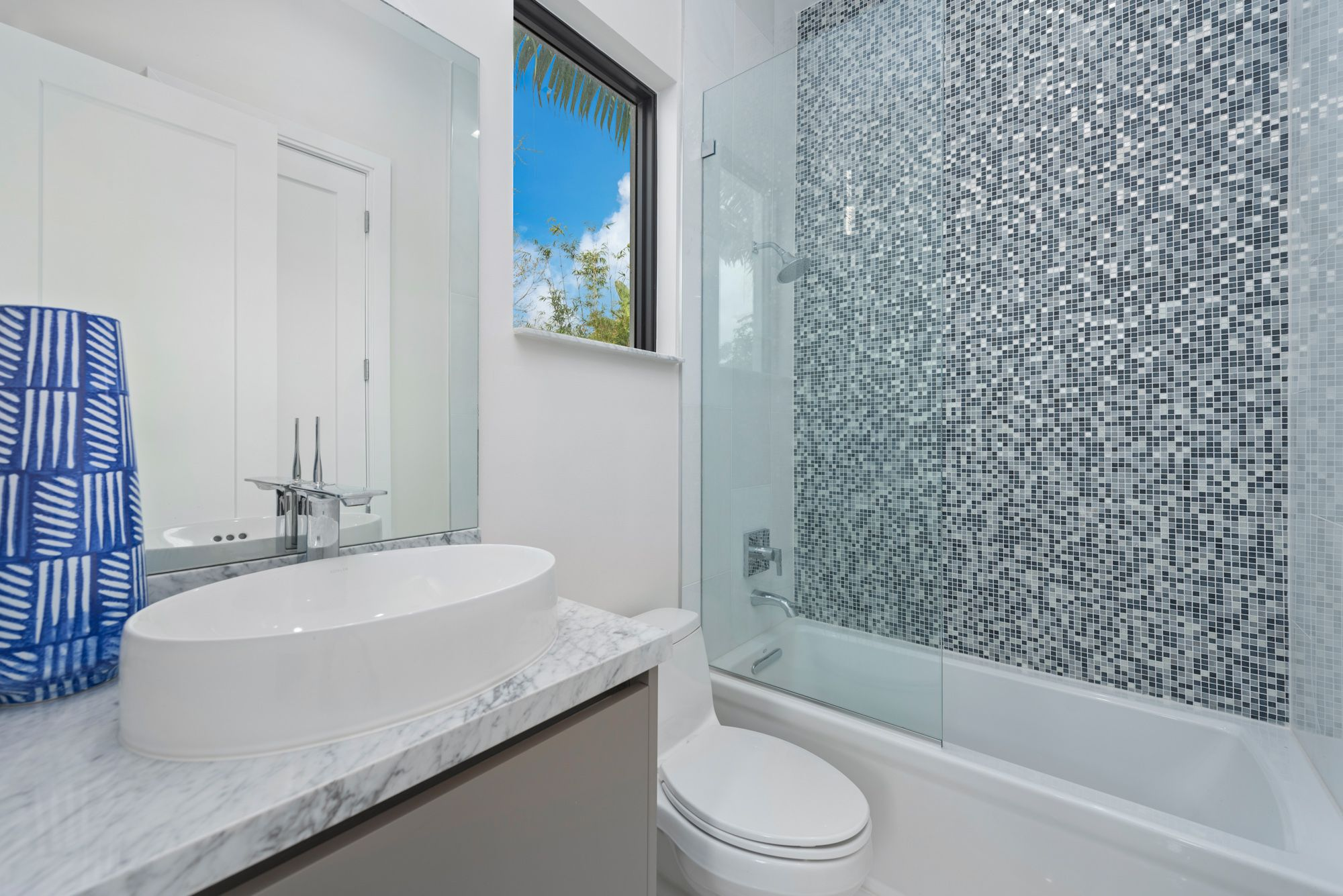 Bathroom featured in the Capri B Three Story By CC Homes in Miami-Dade County, FL