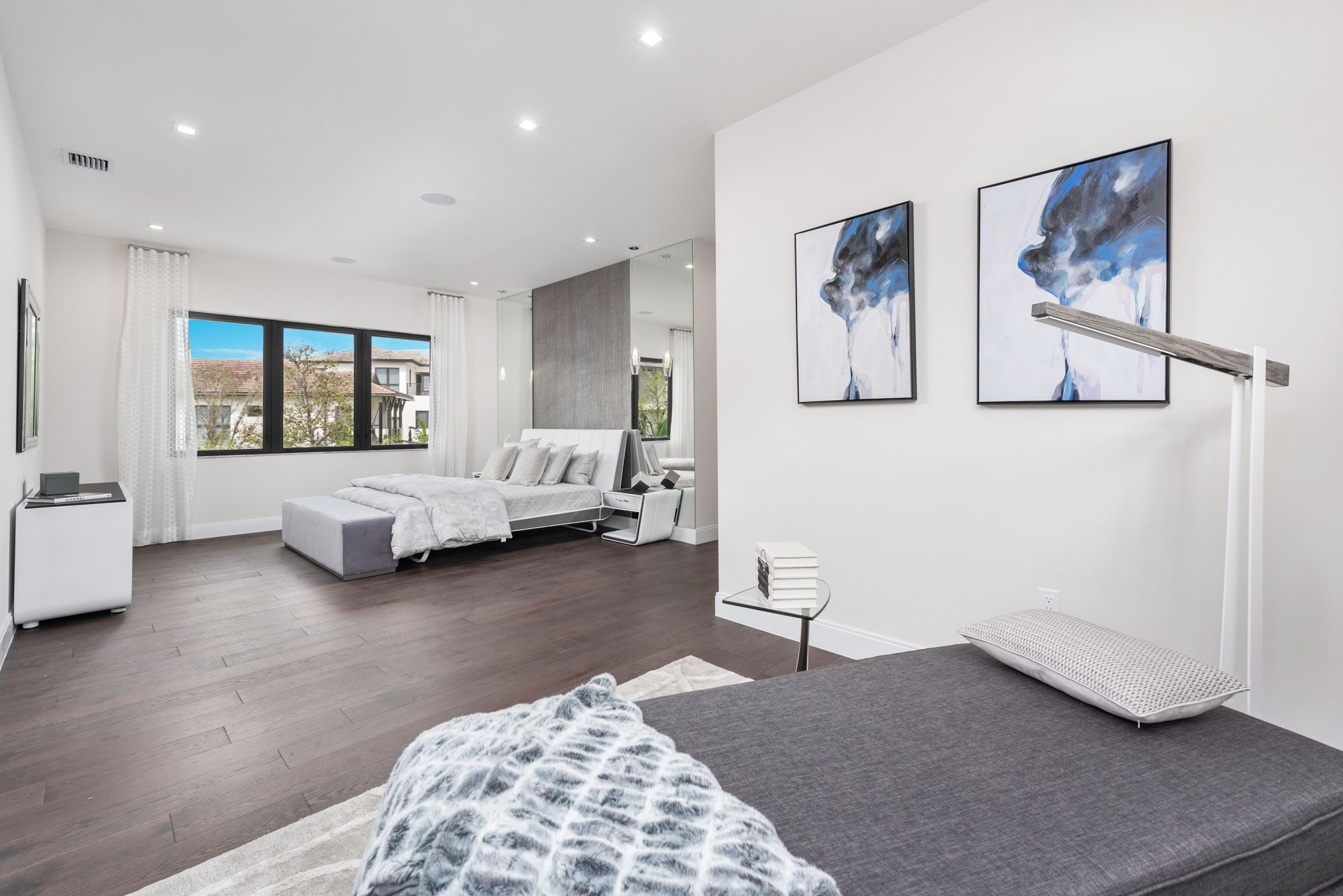 Bedroom featured in the Capri C Three Story By CC Homes in Miami-Dade County, FL