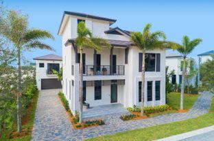 Maui B Three Story - Canarias at Downtown Doral: Miami, Florida - CC Homes