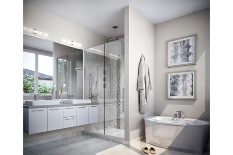 Bathroom-in-Model B - Three Story-at-Canarias at Downtown Doral-in-Miami