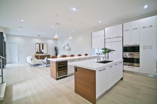 Kitchen-in-Model A - Three Story-at-Canarias at Downtown Doral-in-Miami