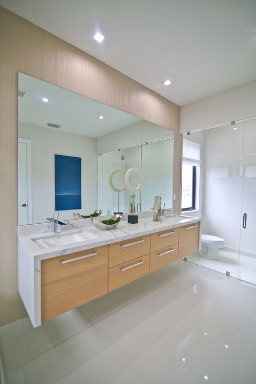 Bathroom-in-Model A - Three Story-at-Canarias at Downtown Doral-in-Miami