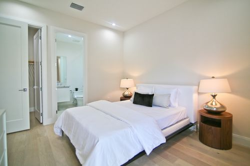 Bedroom-in-Model B - Three Story-at-Canarias at Downtown Doral-in-Miami