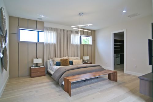 Bedroom-in-Model C - Three Story-at-Canarias at Downtown Doral-in-Miami