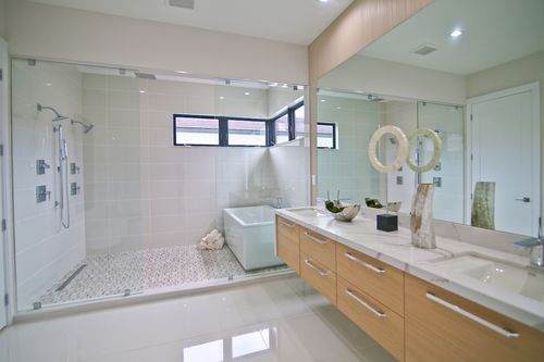 Bathroom-in-Model B - Two Story-at-Canarias at Downtown Doral-in-Miami