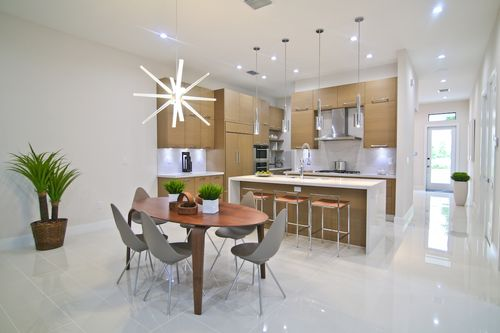 Wet-Bar-in-Model C - Two Story-at-Canarias at Downtown Doral-in-Miami