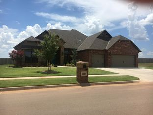 The Orchards at Raywood Manor by Montgomery Homes in Oklahoma City Oklahoma